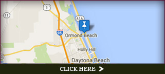 Dentist Ormond Beach - Map